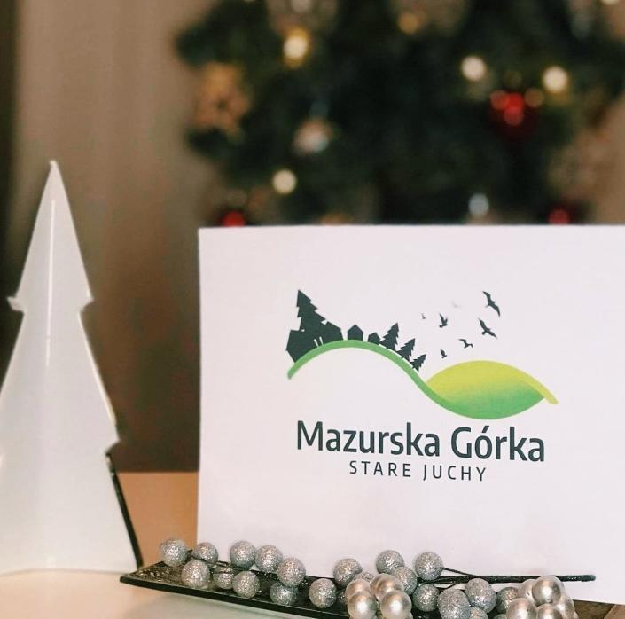 kartka świąteczna firmowa